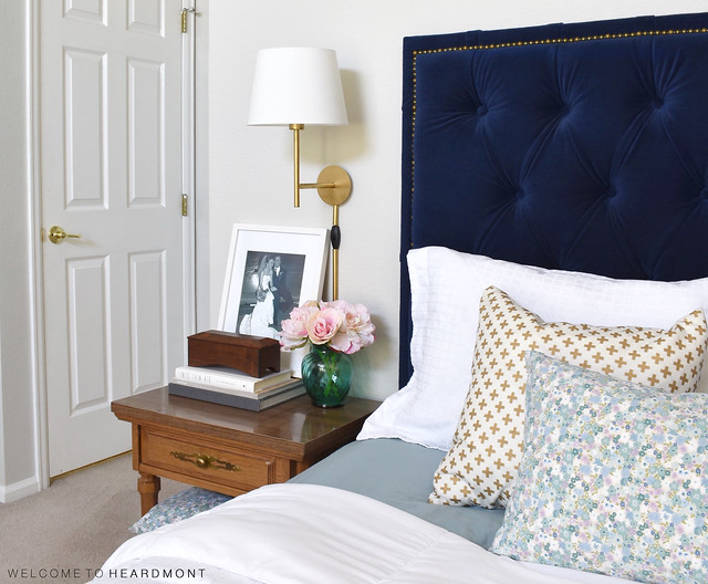 Master Bedroom L Nightstand Angled | Welcome to Heardmont