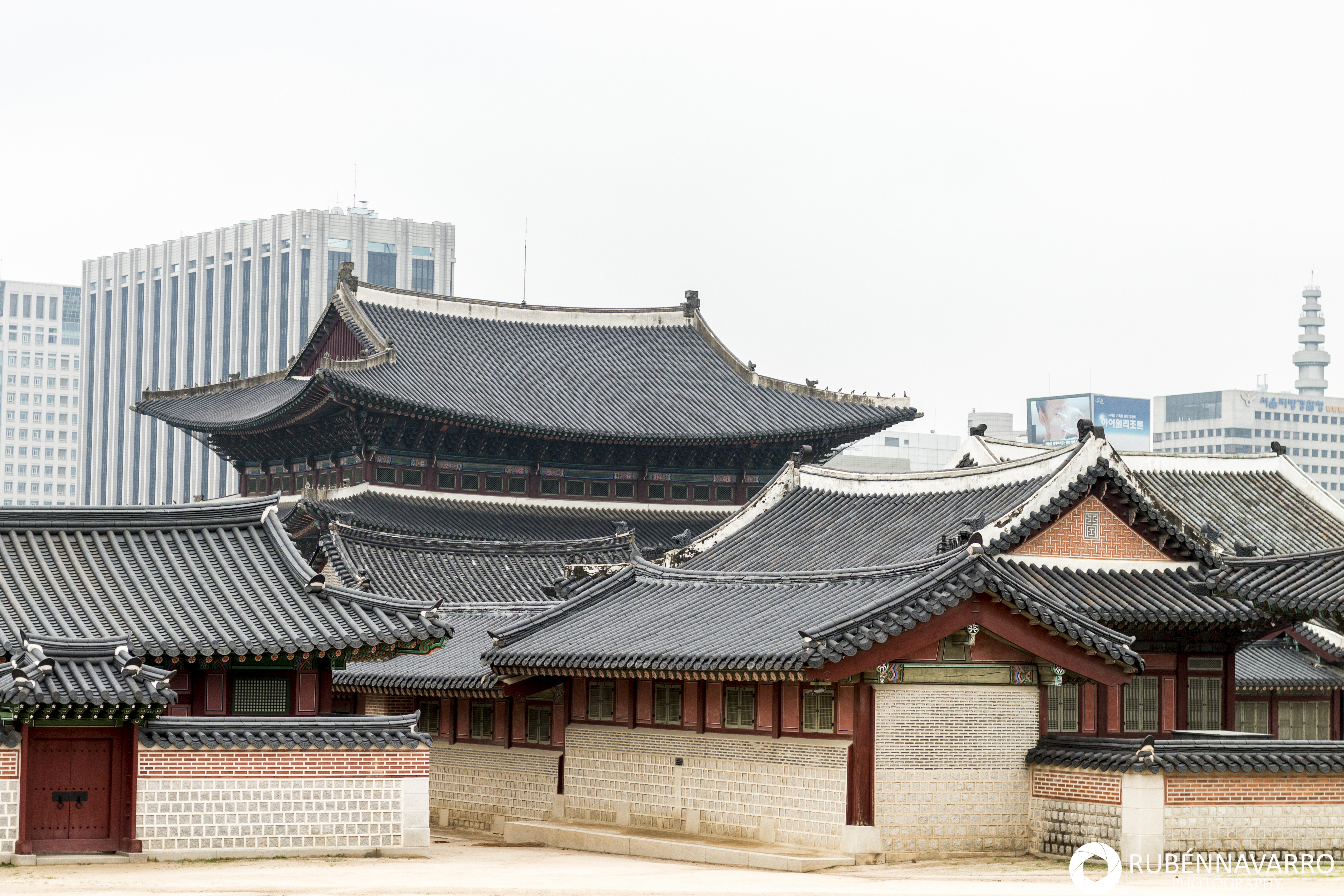Mapa Turístico Seúl Palacio Changgyeonggung