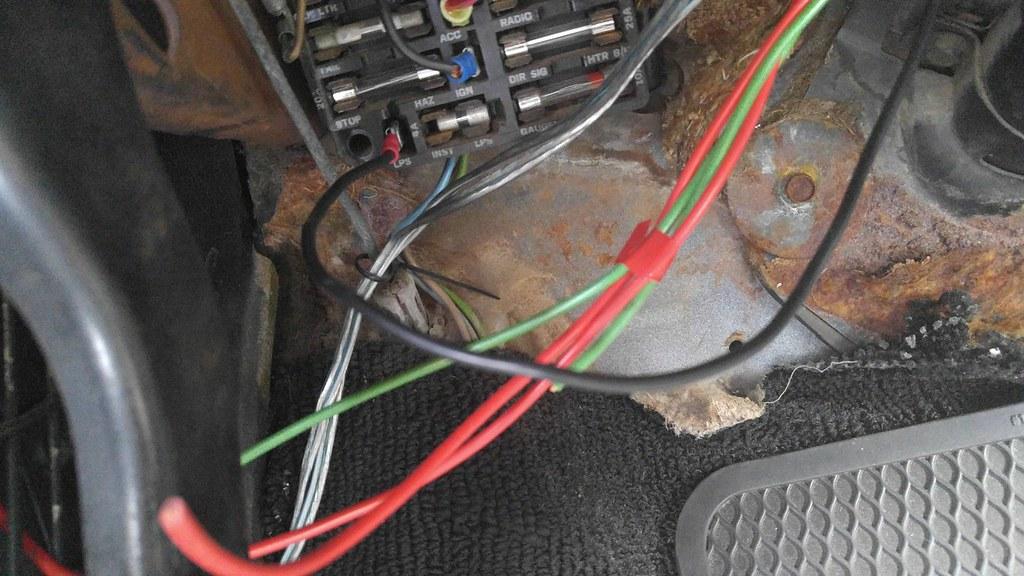New Floor Shifter  Need Help Wiring Reverse Lights