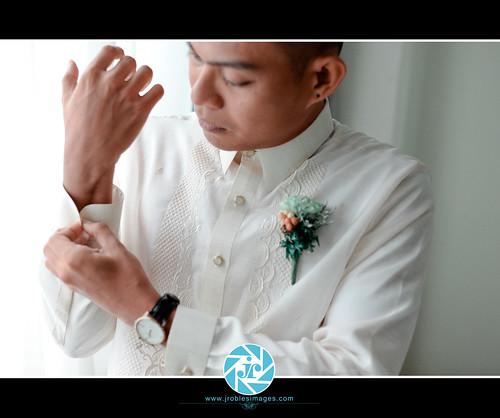 Wedding │ Padrique x Cinco