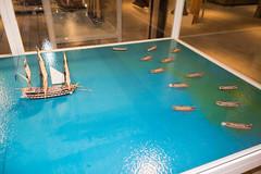 Sailing warship vs galleys