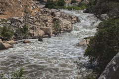 CA - Kern River and the Alabama Foothills