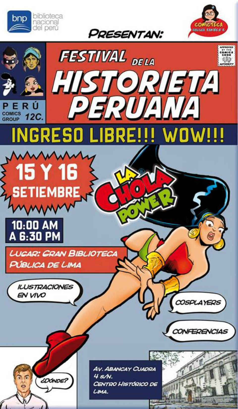 Festival de la Historieta Peruana