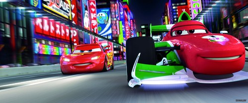 Cars 2 - screenshot 6