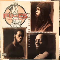 FUGEES:BLUNTED ON REALITY(JACKET A)