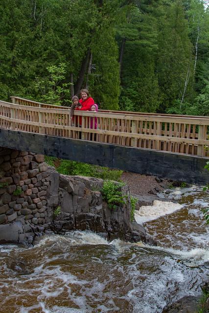 Lester Park Bridge