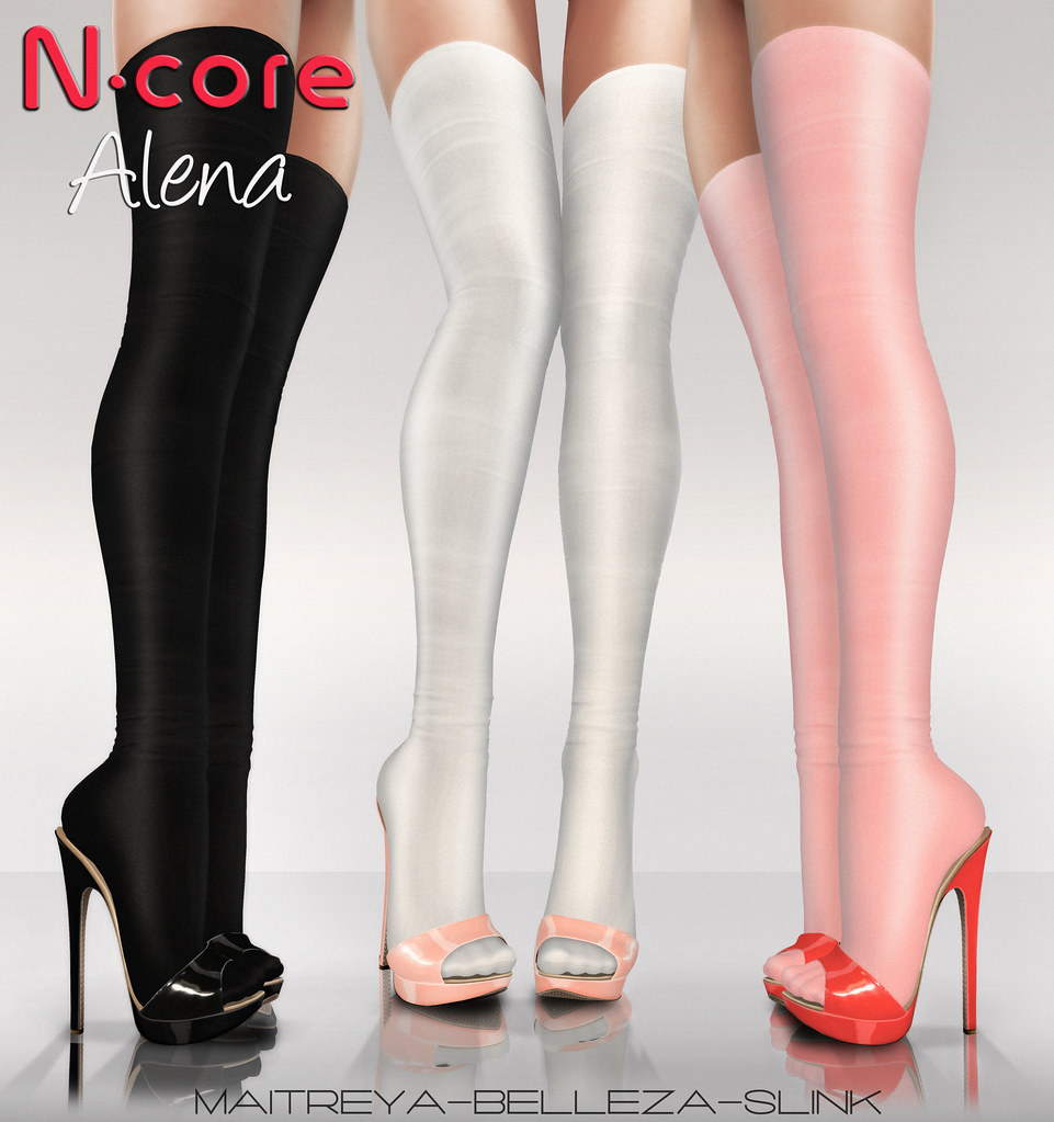 N-core ALENA @ Collabor88 - SecondLifeHub.com