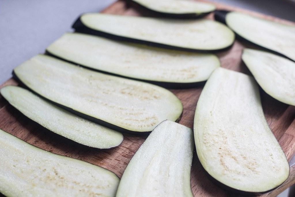 Aubergineruller med spinat og ricotta (6)