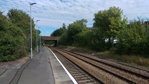 Dorking West Station