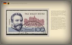 Stamps Germany Bundesrepublik Deutschland 23.VI.1949. →