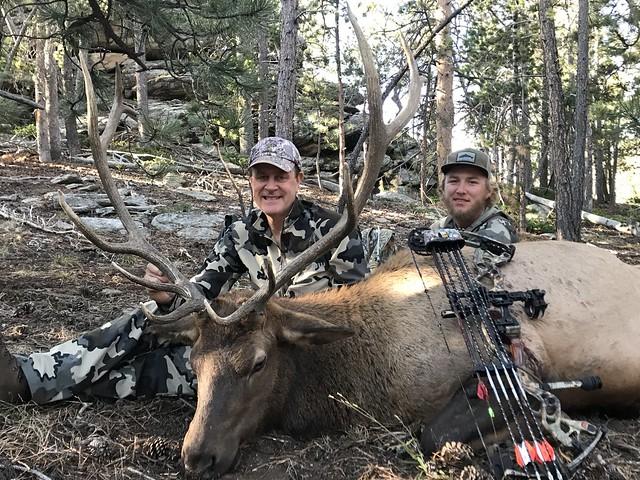 Wagonhound Elk Hunt