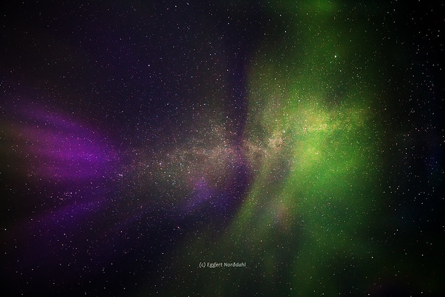 Borealis Aurora Milkyway (D197406