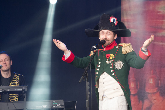 Neil Hannon as The Divine Comedy at Deer Shed 2017