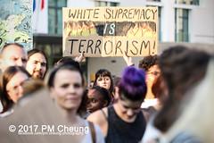 Kundgebung: Berlin Stands with Charlottesville - 16.08.2017 ? Berlin - IMG_3593