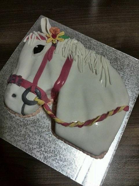 Cake by Natalie Fernandes-Anderson
