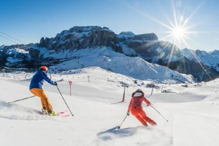 Dolomiti Superski 2017/18: nová lanovka Pininfarina a pohodlnější Sella Ronda