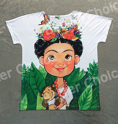 Roupa - Frida Kahlo