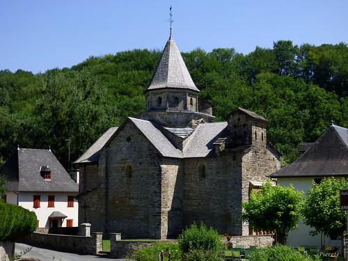 Église Saint-Blaise... L'Hôpital-Saint-Blaise