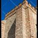 Castle - fortress of Aracena by __Viledevil__