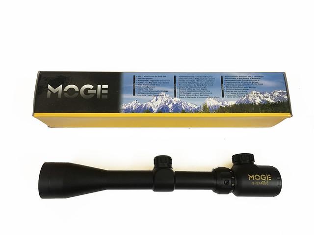 Ống ngắm Moge 3-9x40EG chữ khắc giá rẻ 999k - 12