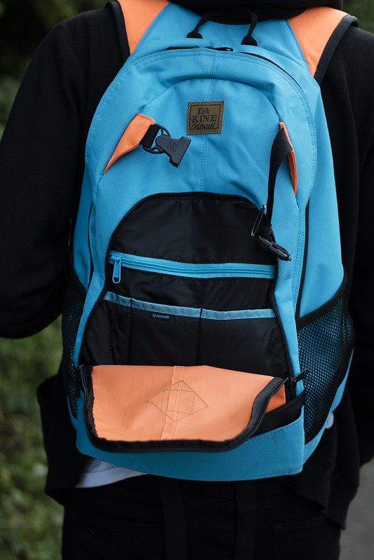Blue backpack - DAKINE PIVOT