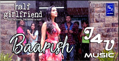 Baarish (Soft Remix) Ft. Nesz Remix | Half Girlfriend | Arjun K & Shraddha K