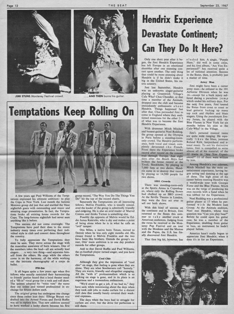 KRLA BEAT MAGAZINE 1967-09-23.