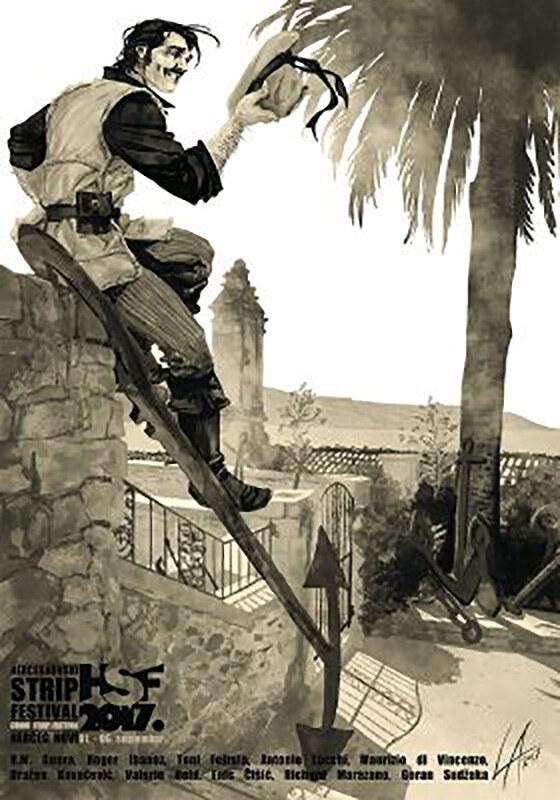 Плакат от Антонио Луччи