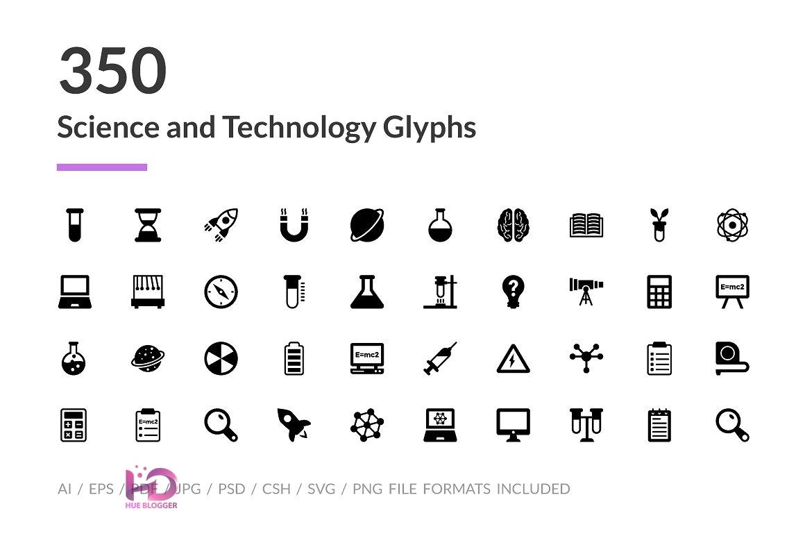 350+ icon sáng tạo dành cho designer