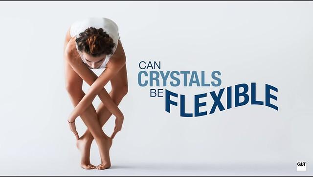 Flexible Crystals