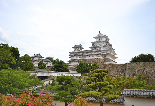 japan itinerary travel guide himeji castle