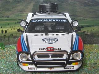 Lancia 037 - Safari 1985