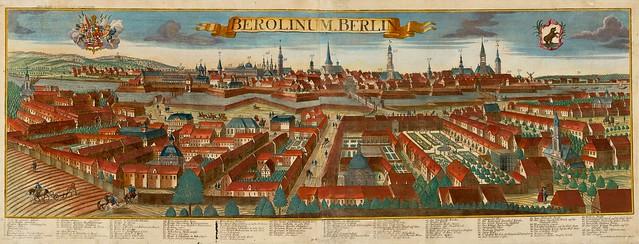 Georg Balthasar Probst - Berlin (c.1760)