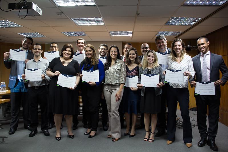 Cerimônia de Certificação da 25ª Turma de Profissionais CFP - Rio de Janeiro