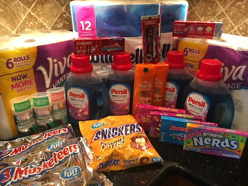 Drugstore Shopping September 10