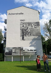 Remember the time when Berlin wall was built - Gedenkstätte Berliner Mauer