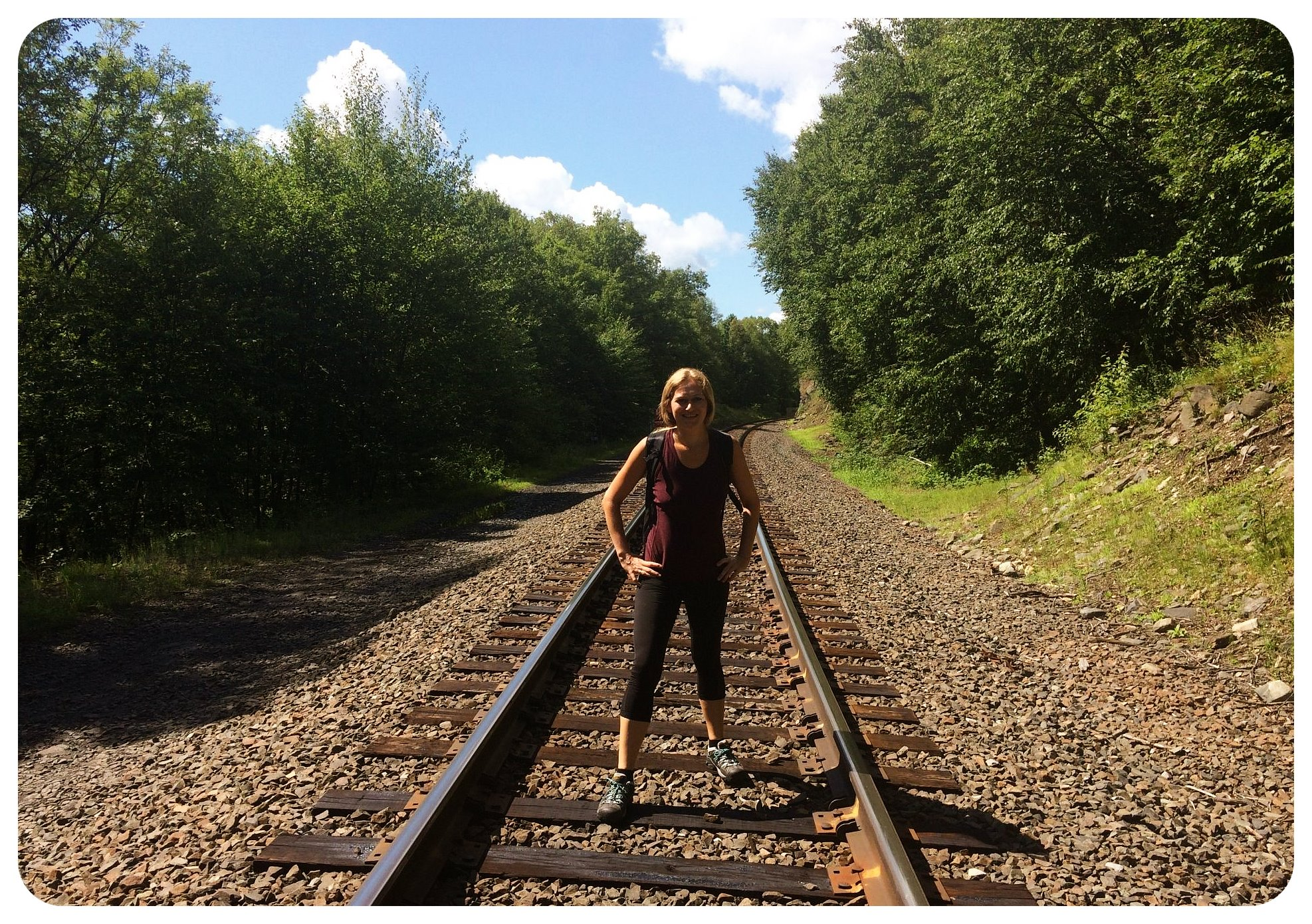 new york upstate hike dani