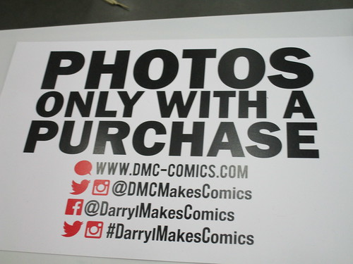 DMC of Run-DMC Fame and Now Darryl Makes Comics