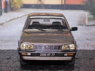 Peugeot 505 GTi - 1984 - Altaya