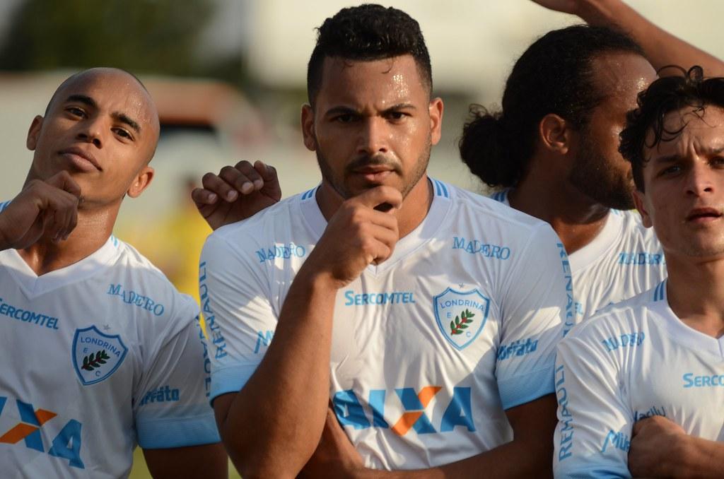 .Foto: Gustavo Oliveira/ Londrina Esporte Clube