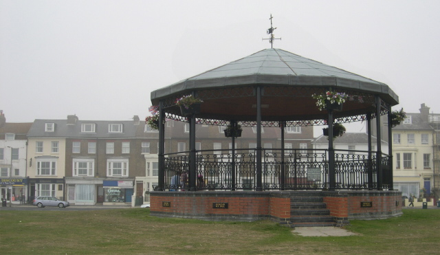 bandstand at deal