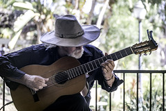 0246937236-92- Pickin Old Cowboy Songs in Balboa Park San Diego-3