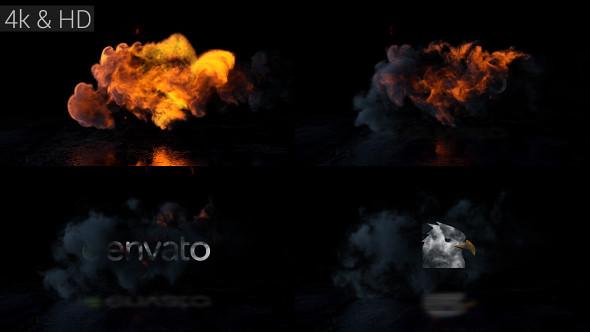 Fire Action Logo - Premiere Pro - 29