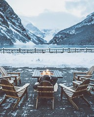 🌎 Lake Louise, Alberta, Canada    Chris Poplawski