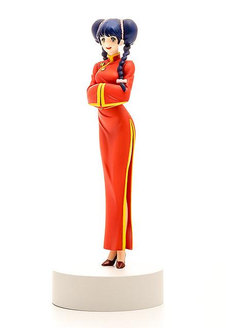 PLAMAX MF-20 minimum factory 《超時空要塞》「林明美 旗袍版本」 1/20比例 組裝模型!リン・ミンメイ -チャイナドレスVer.