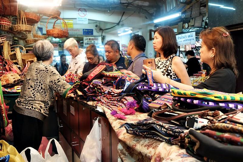 chiang mai warorot market