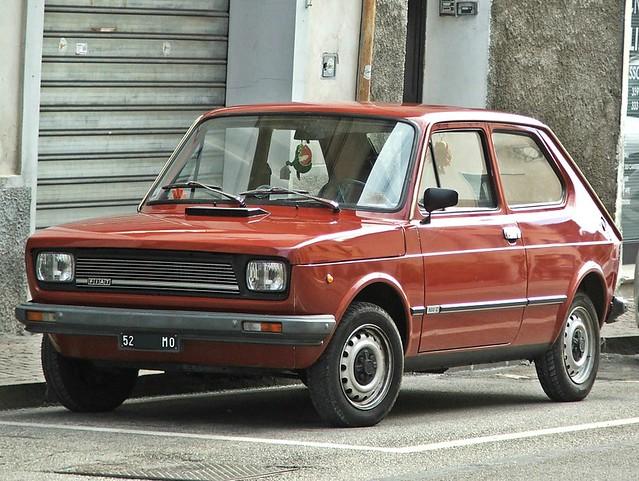 Fiat 127 900 C - 1981