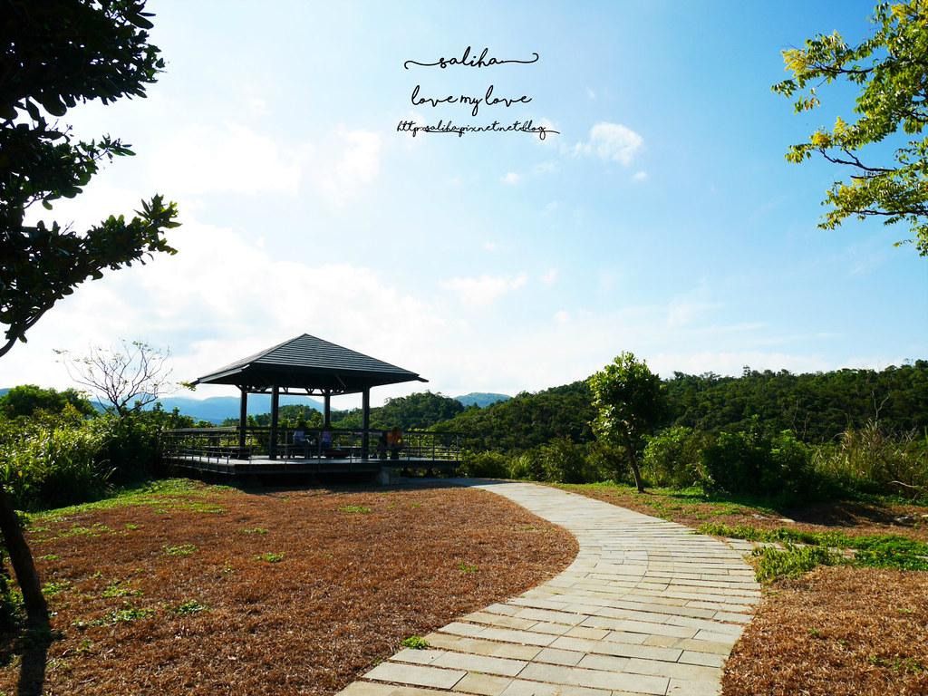 基隆一日遊免費親子景點推薦情人湖公園