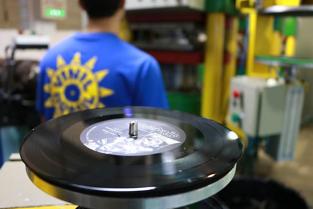 Vinil Brasil, a mais nova fábrica de discos de vinil abre em São Paulo