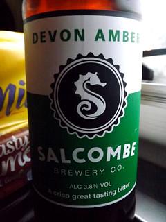 Salcombe, Devon Amber, England